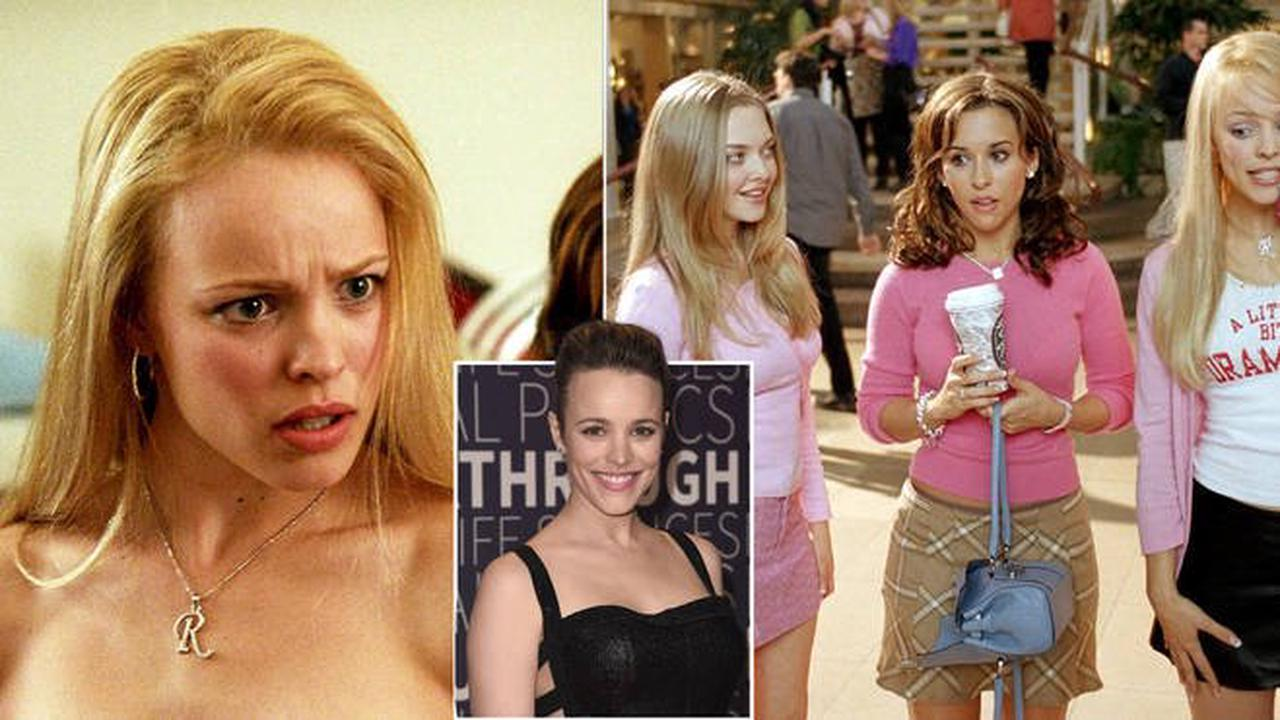 Rachel McAdams says she'd like to play an older Regina George in a Mean Girls sequel