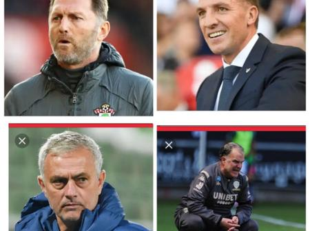 Opinion: Which Manager has impressed me the most so far this Season In English Premier League?