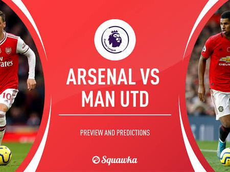 Reason: Arsenal may finish above Man United this season. See why