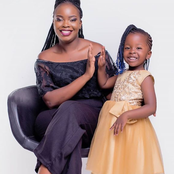 Bahati pens a beautiful message to his daughter on her birthday
