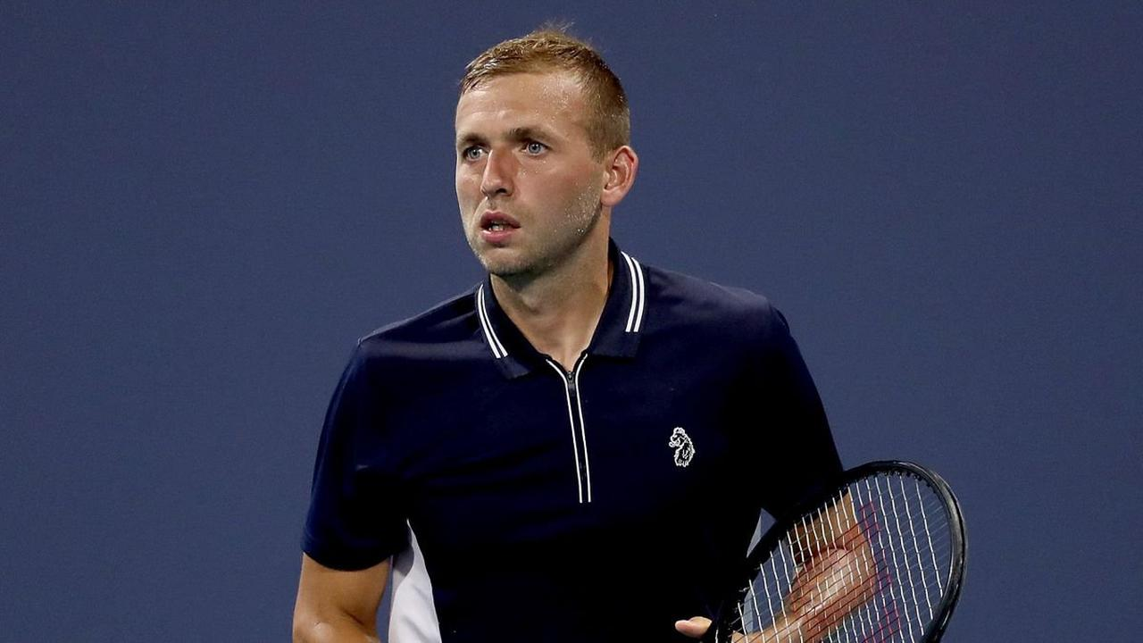 Dan Evans: British number one squanders four match points in defeat to Lorenzo Musetti in Cagliari