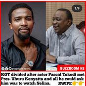 Kenyans Reactions After Tokodi Asks Uhuru To Watch