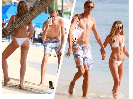 Beautiful Pictures Of The 35-Year-Old Woman Peter Crouch Is Married To