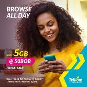 How to get Free 700 data bundles from Telkom