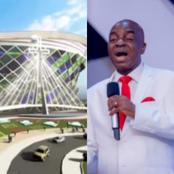 David Oyedepo: Church Members will not contribute to the 100,000 seat capacity church building