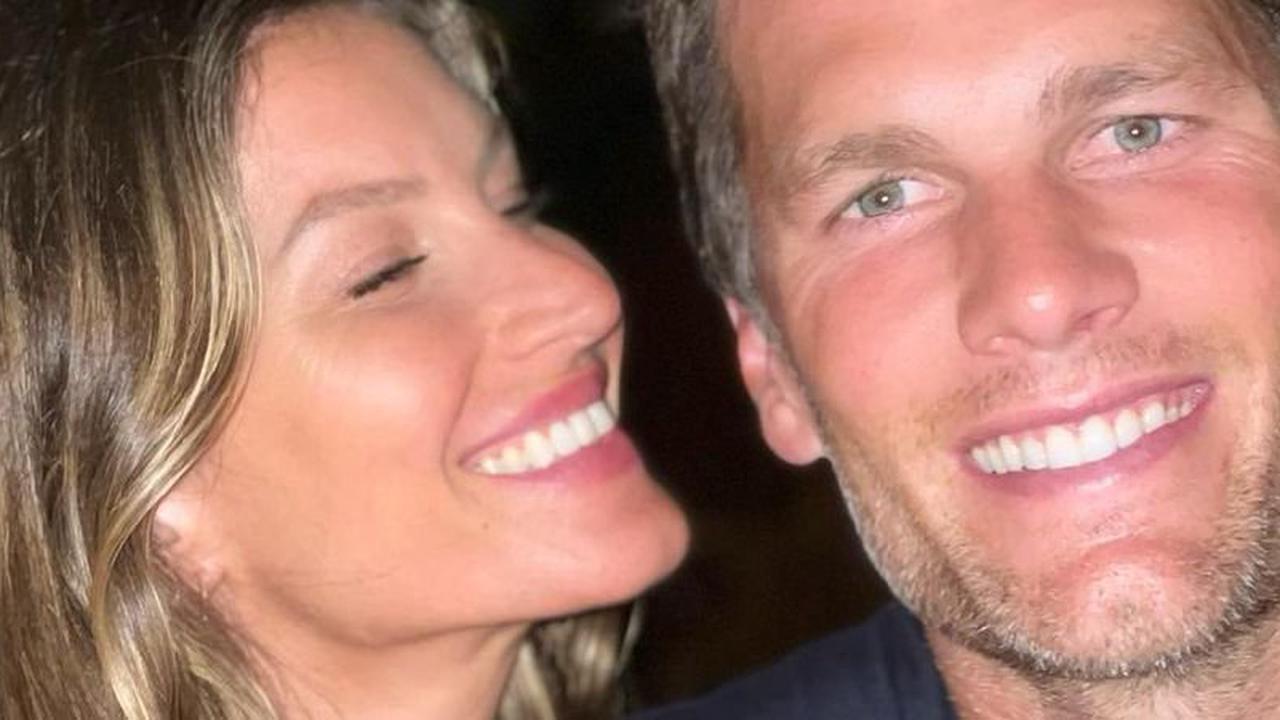 Gisele Bündchen macht Mann Tom Brady süße Liebeserklärung
