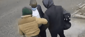 Robbery With Violence Charge Slapped on Thugs Caught on CCTV Robbing man in Kilimani