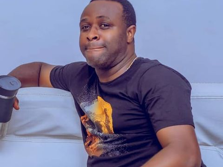 Popular Actor, Femi Adebayo Shows Off His Dancing Skills At His Stepmother's Party Birthday. Video