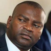 Former CS Rashid Echesa Blames His Arrest On Political Enemies, Vows To Support DP William Ruto