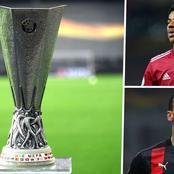 Europa League last 16 draw