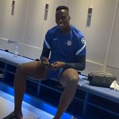 See Reactions as fans rate Mendy's performance for Chelsea so far this season