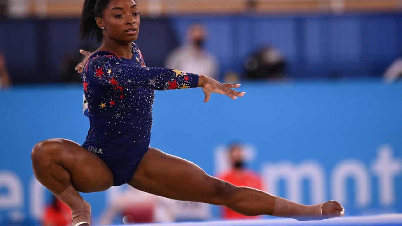 Simone Biles on last Olympic chance after withdrawal from floor final