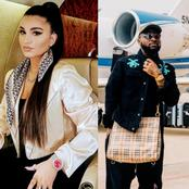 After This Lady Said She Is On Her Way to Meet Davido In Atlanta, See How Davido Responded Back