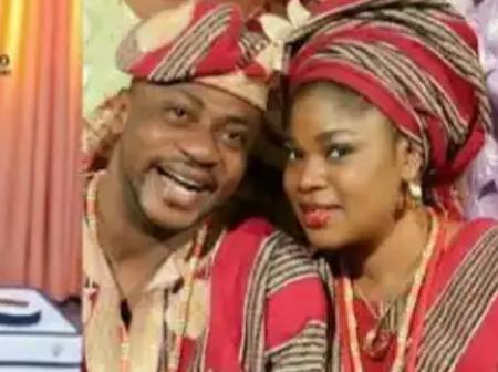 Fan stirs reactions as he begs Odunlade Adekola to leave Eniola Ajao alone and let her marry