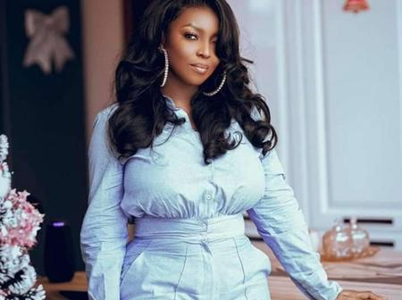 Yvonne Okoro has turned 36 today see what people are sharing about her.