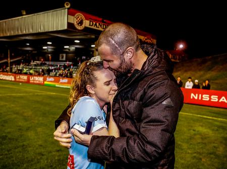 Female Player Quits Football Because of Her Sick Boyfriend, See What Happened After Her Last Match