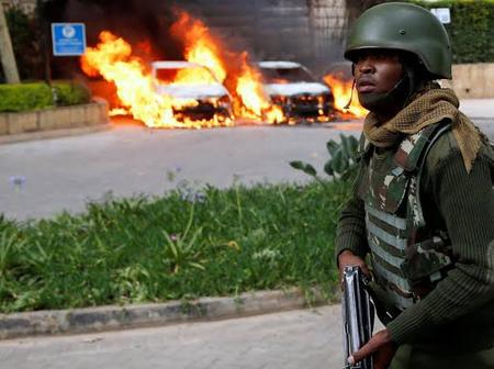 Terror Attack As Alshabab Strikes The Country Again