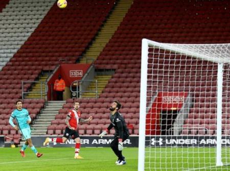 Premier League leaders Liverpool beaten at Southampton