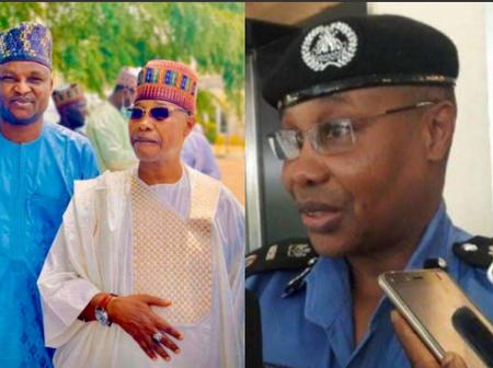 Special Detective Abba Kyari Reacts As Buhari Appoints New IGP