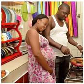 Men, Don't Enslave Your Wife; Learn From These 15 Pictures On How To Help Your Wife At Home.