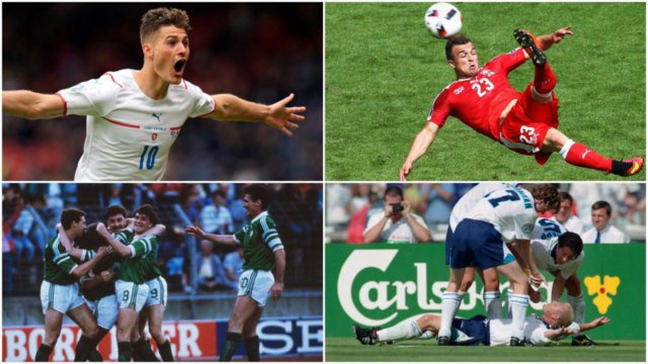 The 10 greatest goals in European Championship history
