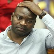 Drama in Matungu As Former CS Rashid Echesa Slaps IEBC Officer in A Polling Station [VIDEO]