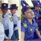 This is how much SAPS earn on monthly basis