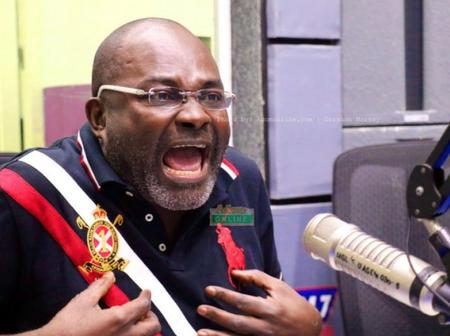 Popular Prophet from Kumasi Has Dropped Another 'Strange' Prophecy About Kennedy Agyapong