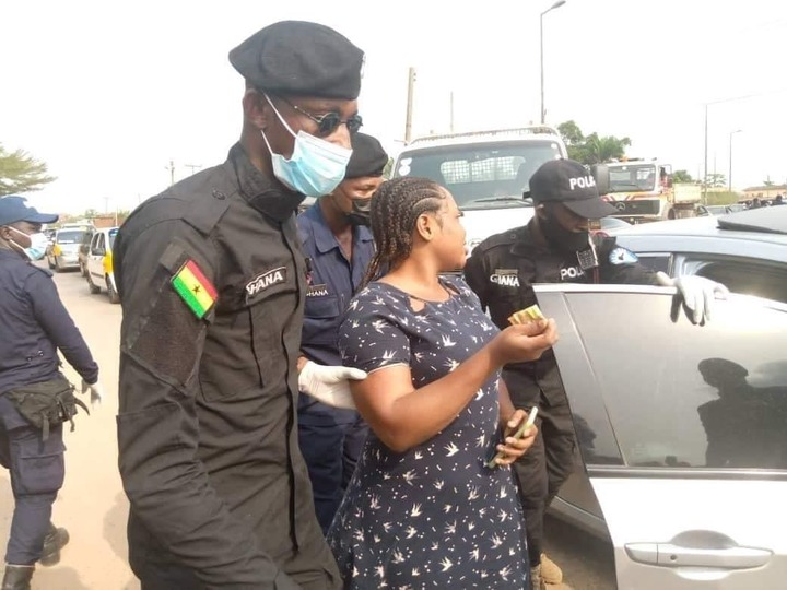 c2e169ec44824ea98d7ead86918280c0?quality=uhq&resize=720 - A Number Of Persons Have Been Arrested In Cape Coast For Failing To Wear Face Mask; Ghanaians React