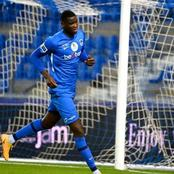 Nigerian Scorers In Big European Top Flight: Onuachu, Moffi, Awoniyi & Simy Outshine Victor Osimhen