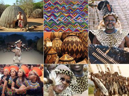 South african zulu culture