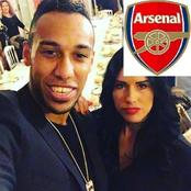Pictures of Aubameyang & other Arsenal players, goalkeeper & coach wives or girlfriends [Photos]