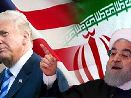 Iran Orders Arrest of President Donald Trump