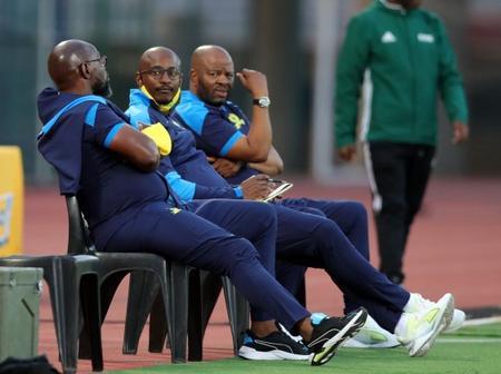 Ex South Africa Star Send Bad News To Mamelodi Sundowns Ahead Of Big Match