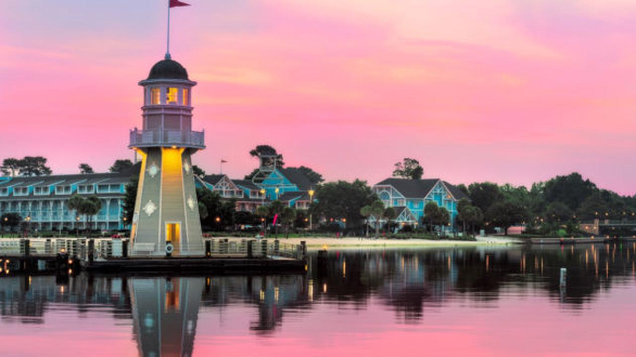 Planning a Resort Day at Disney's Yacht Club Resort During Phased Reopening
