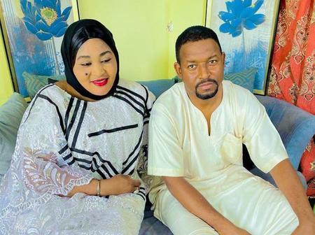 Check Out Photos Of Teema Makamashi And Yakubu Muhammad That Sparked Reactions