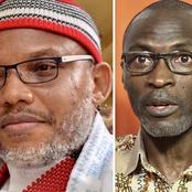 Nnamdi Kanu Reportedly Shuts Down IPOB in The UK (Video)