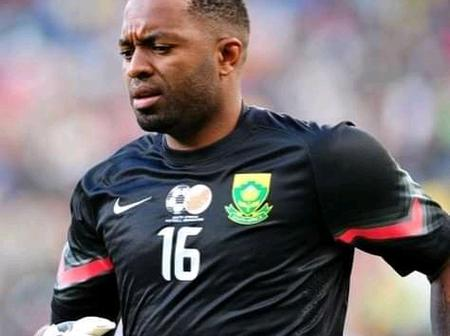 Khune ruled out over Covid protocols