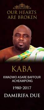 c3201e47fc654d78bd4d9dda8d8e8531?quality=uhq&resize=720 - 4-Years After The Sudden Death Of Radio Presenter Kaba, Afia Pokua Sadly Reminisces About Him