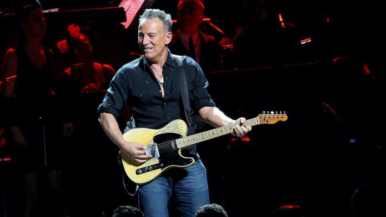"""Bruce Springsteen """"respectfully declined"""" to lend his name to a New Jersey services"""