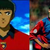 Les footballeurs qui ont inspiré le célèbre dessin animé