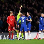 CHE VS PORTO: Things Chelsea Should Know About The Referee For Tomorrow's Game
