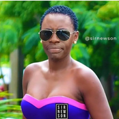 What MCA Tricky Has Done To Akothee's Picture