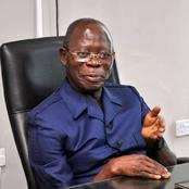 Adam Oshiomole Gives Credit To Ongoing Revalidation Of Party Member