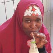 See What Aishat Yesufu's Husband Did For Her That Makes Her Happy (PHOTOS)