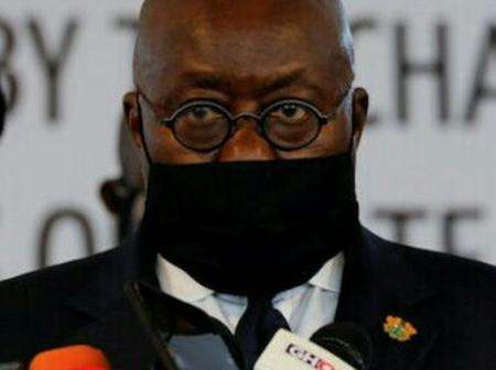 President Akufo-Addo Will Receive The First Dose Of The COVID-19 Vaccine