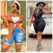 Meet The Fast Rising Nollywood Star That Is More Curvy And Beautiful Than Destiny Etiko.