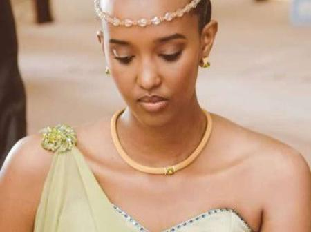 Have You Seen Rwanda's President Pretty Daughter.