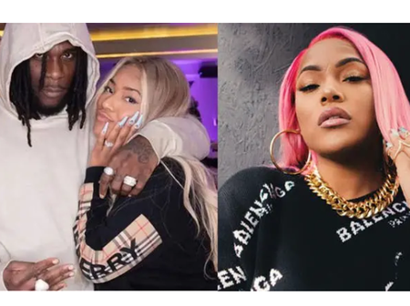 Burna Boy's Girlfriend Imitates Chioma, Deletes All His Photos From Her Instagram Page