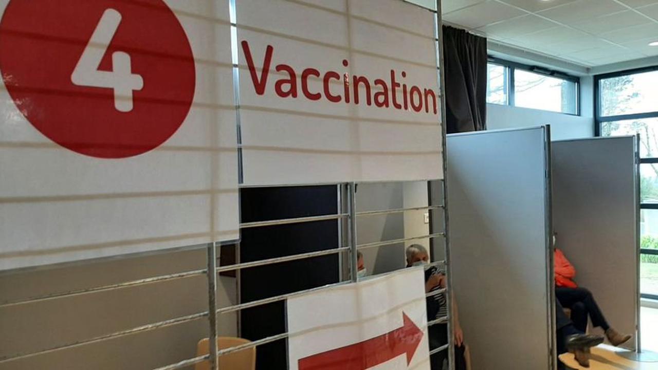 Arrivée de 1 500 doses : réorganisation du centre de vaccination de Montecot à Cherbourg